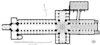Wells Cathedral Floor Plan City Of Ely Cathedral British History Online