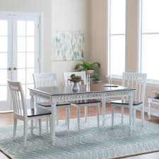 cottage dining room sets farmhouse cottage style kitchen and dining room tables hayneedle
