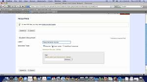 Resume Upload by Nlcn Video 2 Of 4 How To Upload Your Resume Youtube