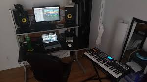 How To Build Studio Desk by Show Your Music Setup