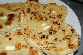 cuisine en facile cheese naan naan au fromage la cuisine facile de chris