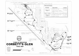 First Landing State Park Trail Map by Corbett U0027s Glen Hiking Gorgeous Waterfalls And Secluded Trails