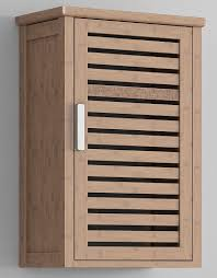 Bamboo Wall Cabinet Bathroom Bamboo Wall Cabinet Bar Cabinet