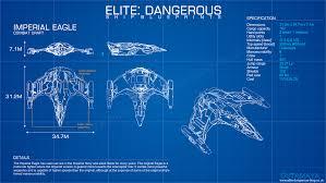 blue print size image imperial eagle blueprint png elite dangerous wiki