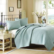 Light Blue Coverlet Hampton Hill Velvet Touch Coverlet Set Sky Free Shipping
