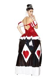 queen of hearts costume diy evil queen of hearts costume of