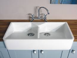 white porcelain sink kitchen befon for