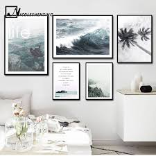 Nordic Home Decor Ink Quotes Promotion Shop For Promotional Ink Quotes On Aliexpress Com