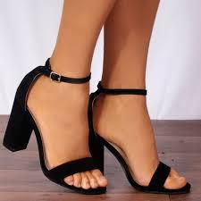 Images of Sandal Heel Ankle Strap