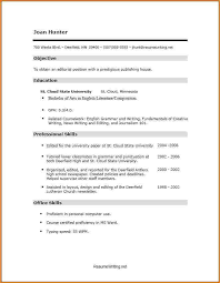 Example Skills Section Resume by Resume Examples Computer Skills Section Professional Resumes