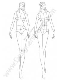 free fashion templates u0026 fashion designer information