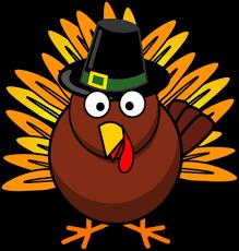 thanksgiving turkey clip at clker vector clip onlinetop 10