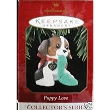 puppy 23 series 2013 hallmark ornament home