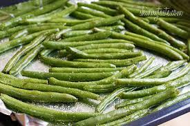roasted parmesan green beans skinnytaste