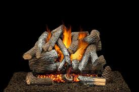 gas fireplace birch logs wpyninfo