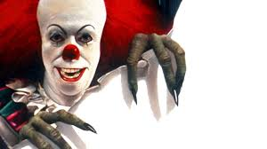 happy birthday creepy clown scary here s why you re terrified of creepy clowns