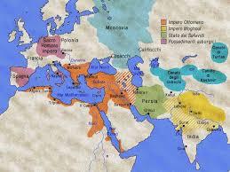 impero ottomano espansionismo ottomano 1639 e nascita dell impero moghoul