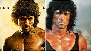 film rambo tribute rambo will tiger shroff be able to do justice to such a big