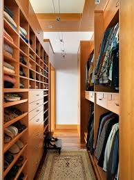 home design astonishing walk inside closet design inside narrow