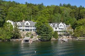 Lake Winnipesaukee Real Estate U0026 by Meredith New Hampshire Waterfront Properties Lake