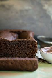 dark chocolate cake from nigella lawson foodness gracious