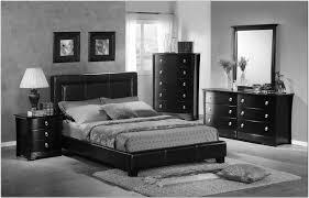 Black Wicker Bedroom Furniture by Grey Bedroom With Black Furniture Vivo Furniture