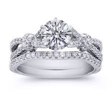 Engagement And Wedding Ring Sets by Wedding Rings Wedding Ring Engagement Ring Set Diamond