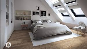 attic bedroom also with a loft conversion also with a attic