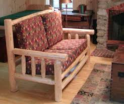 log sofas log lounge chairs u0026 log futons