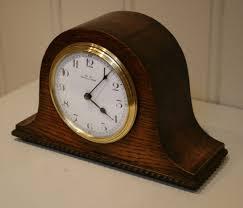 Mantle Piece Clock Antiques Atlas Small Napoleon Hat Mantel Clock