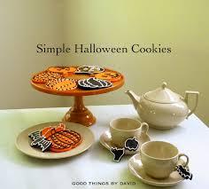 halloween cookies to order good things by david october 2014