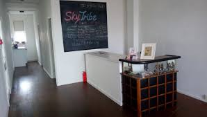 Reception Desk Hire Skytribe
