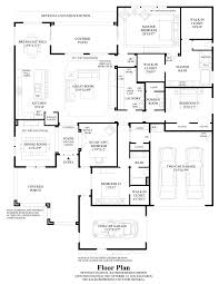 toll brothers at los saguaros the montilla home design floor plan floor plan