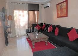 appartement avec 2 chambres appartement à louer meublé de 2 chambres salon avec terrasse