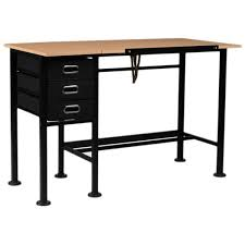 Drafting Craft Table Martin Universal Design Dorchester Split Top Drafting And Hobby