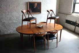 mid century round dining table u2013 rhawker design