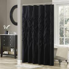 Designer Shower Curtains by Unique Shower Curtains All Sizes Designer Living Designer Living