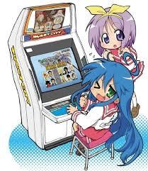 imagenes juegos anime mas allá del anime juegos arcade para android