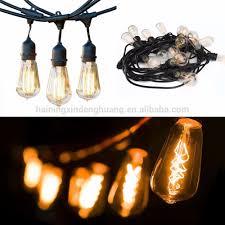 Temporary Lighting String by E27 Lamp Holder Light String E27 Lamp Holder Light String