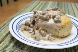 sausage gravy with biscuits u2013 recipesbnb