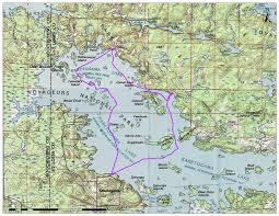 Temperance River State Park Map 2014 Minnesota