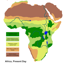 Mediterranean Climate Map Africa Climate Map Africa Map