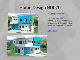 Rental House Plans Caribbean House Plans V1