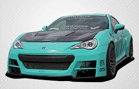 custom subaru brz wide body extreme dimensions 2013 2014 scion fr s subaru brz carbon