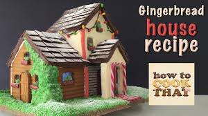 gingerbread house recipes and templates christmas celebrations