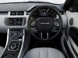 land rover white interior automotive database range rover evoque