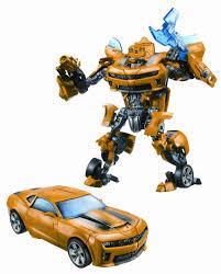 bumblebee transformer car toy
