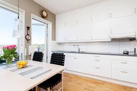 Black Countertop Kitchen - 60 ultra modern custom kitchen designs part 1