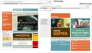 photo pages page templates web style guide 3