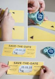 save the date magnets cheap learn how to easily make your own magnet save the dates